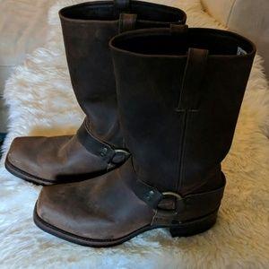 Men's Frye Harness Boots 12 R